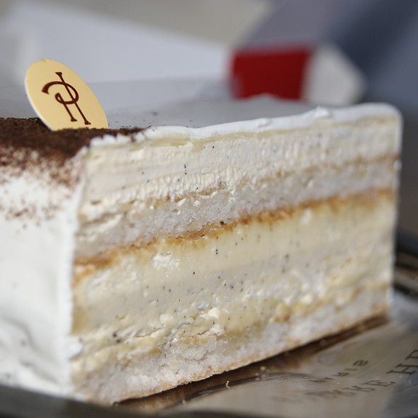 Infiniment Vanille Pierre Herme Gateaux Et Desserts Desserts Francais Gateau Sucre