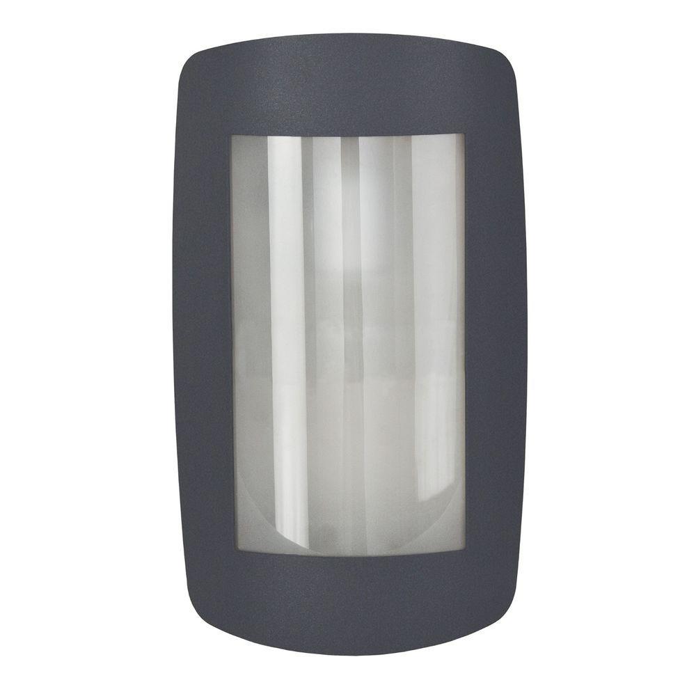 Heibi Außenleuchten details zu wandleuchte in modernem grau, leuchte, lampe