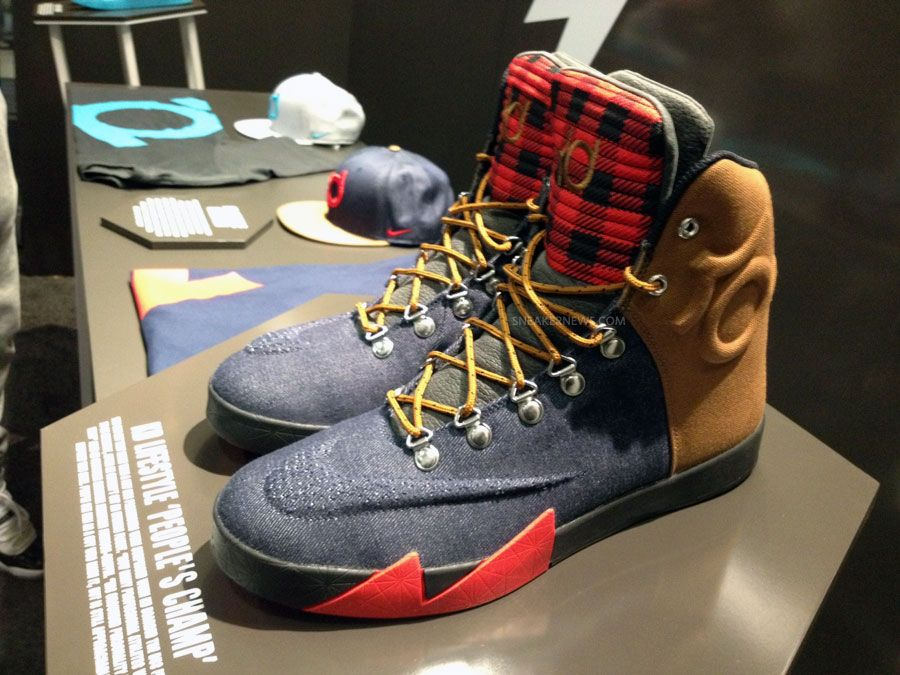 "932aa7c6430 Nike KD 6 NSW Lifestyle ""People s Champ"" (First Look ..."
