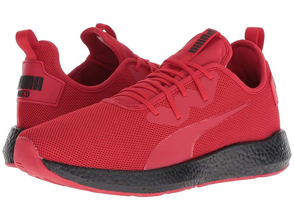 fa2e9c09 PUMA Nrgy Neko Sport (Ribbon Red/Puma Black) Men's Shoes. Find your ...