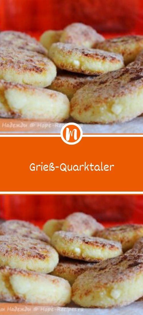 Ingredients 600 g quark 100 g soft wheat semolina 1 tsp salt 2 eggs oil for frying soft white …