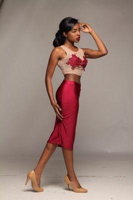 Colossill Model Of The Week Megan Milan | 5. Megan Milan ...
