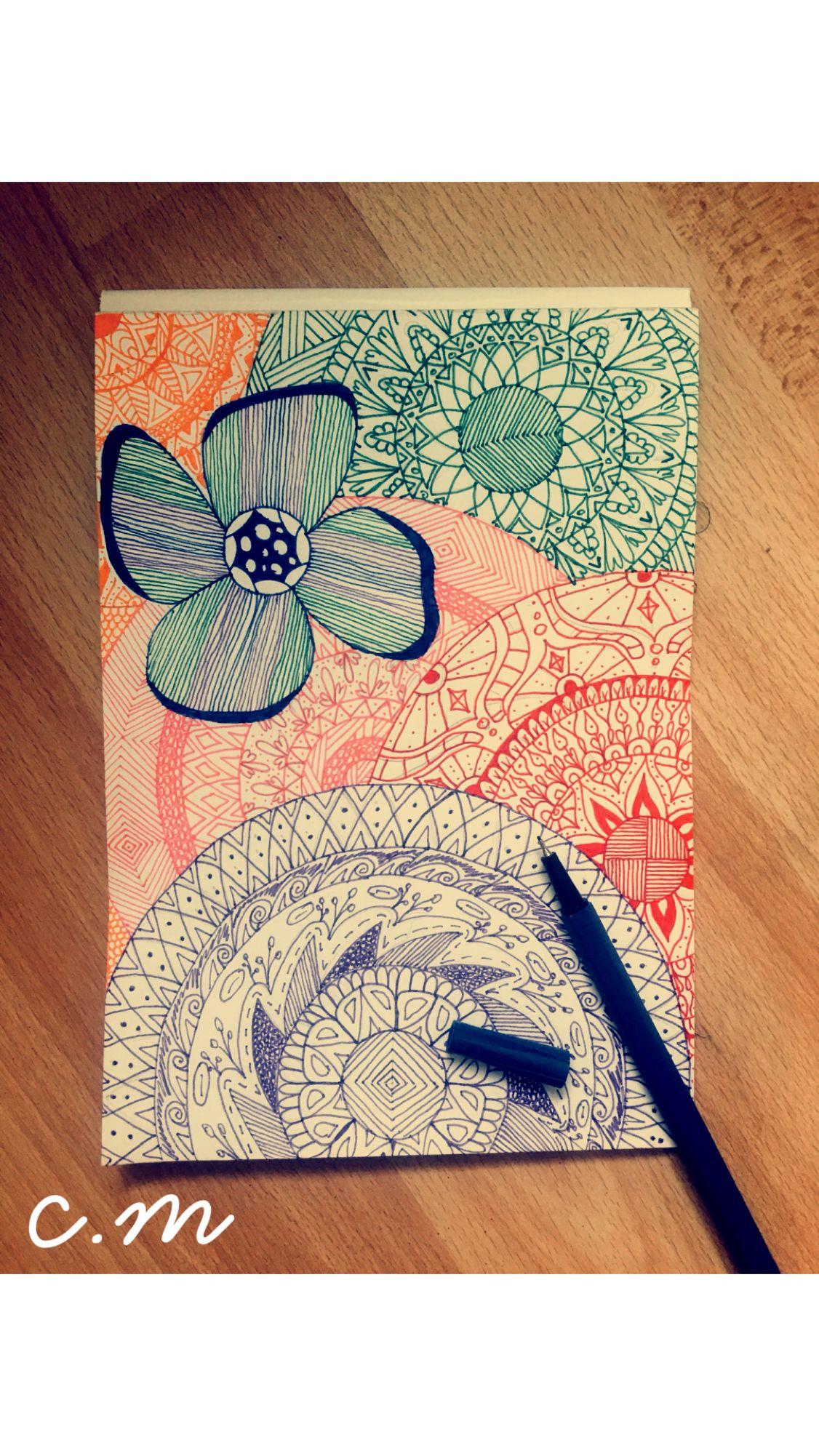 Colourful Mandala