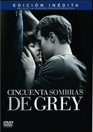 Cincuenta Sombras De Grey Dvd De Comprar Pelicula En Dvdgo Com