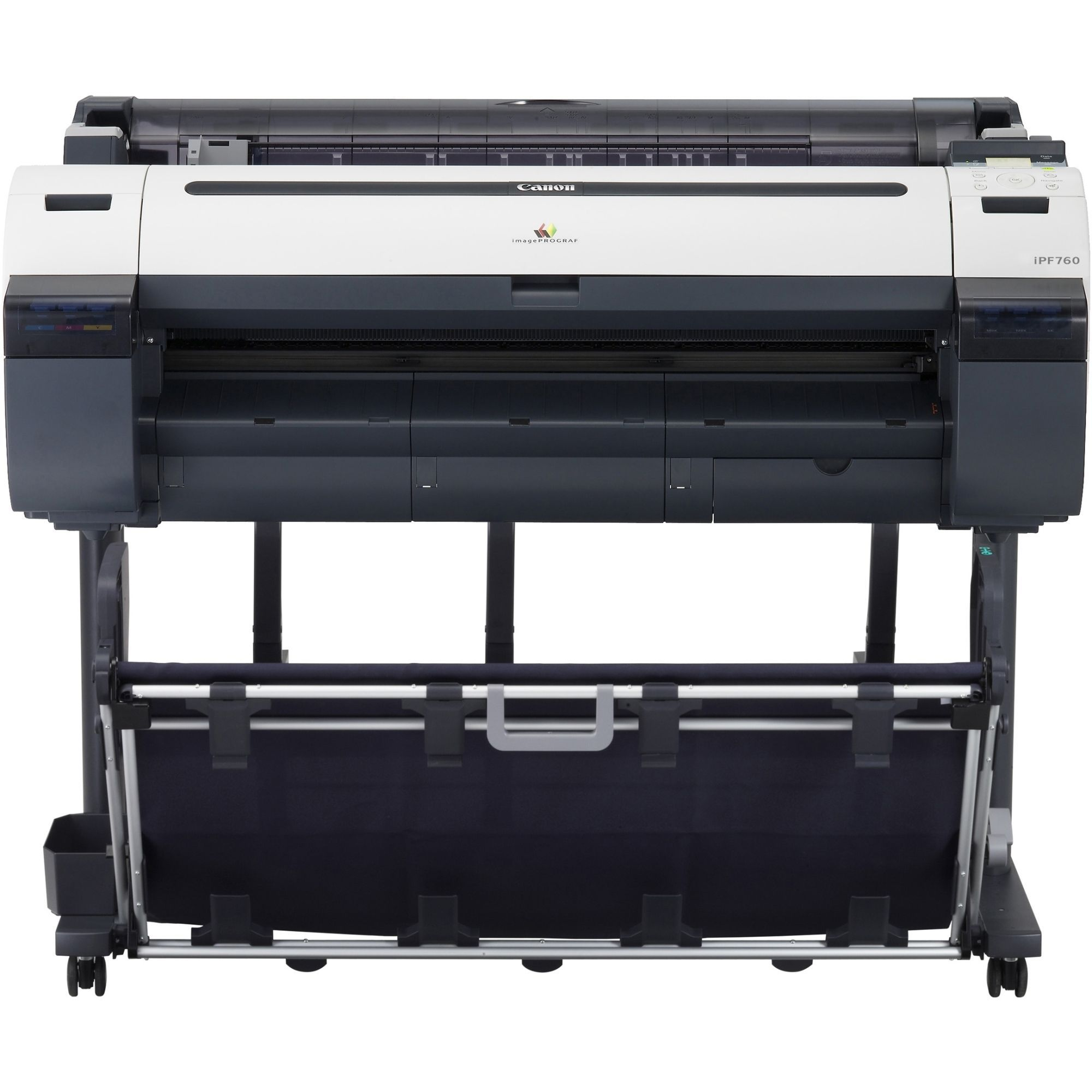 Canon imagePROGRAF iPF760 Inkjet Format Printer - 36
