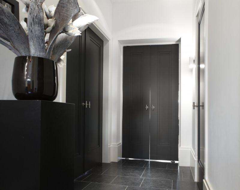 Amsterdam By Piet Boon Bodor Black Doors One Panel Door Style