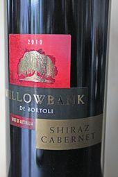 Willowbank de Bortoli Shiraz / Cabernet Sauvignon 2010 from Australia on the tastingtable....read more....  http://www.wijngekken.nl/