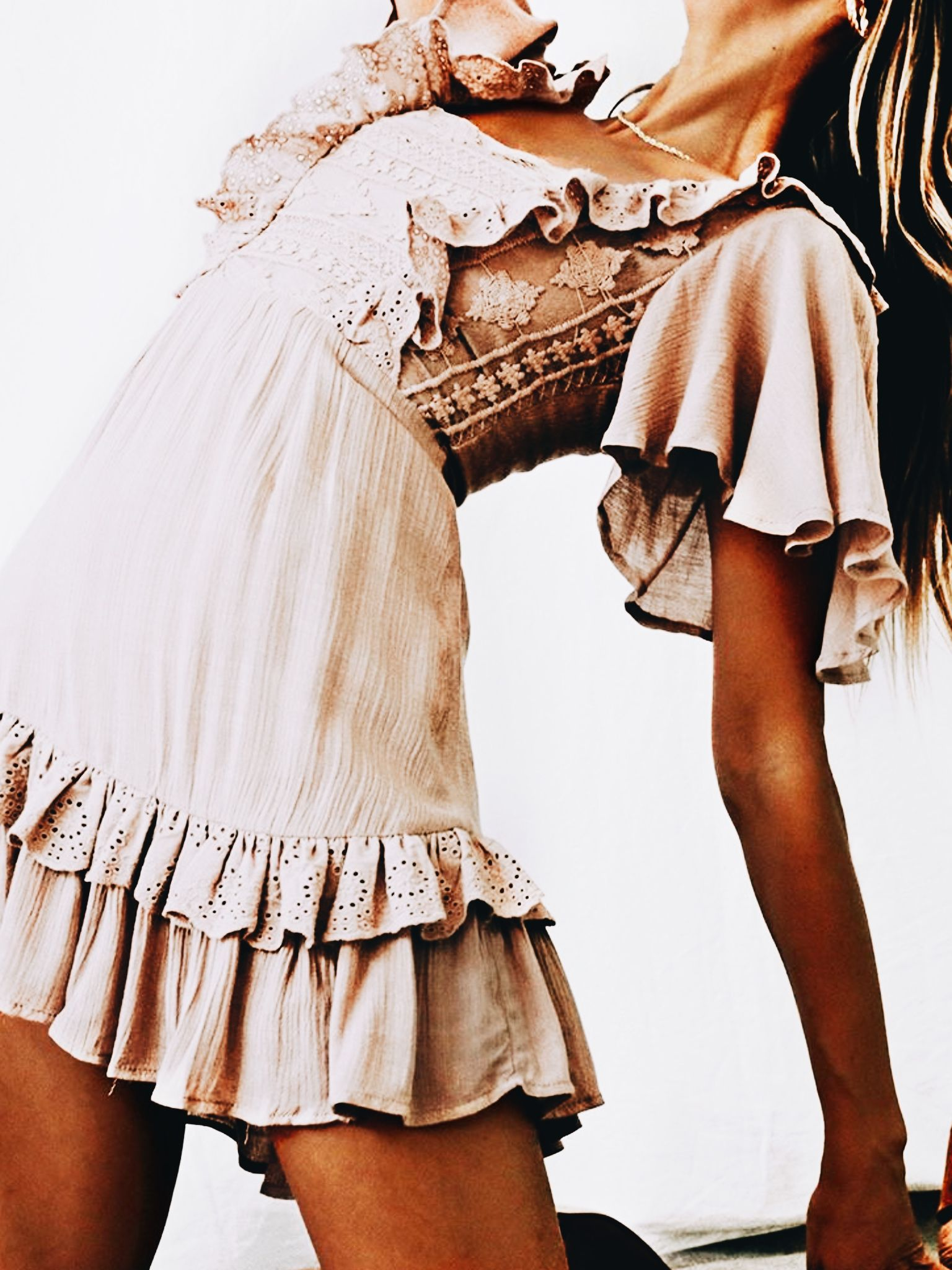 Vestidos vintage modernos