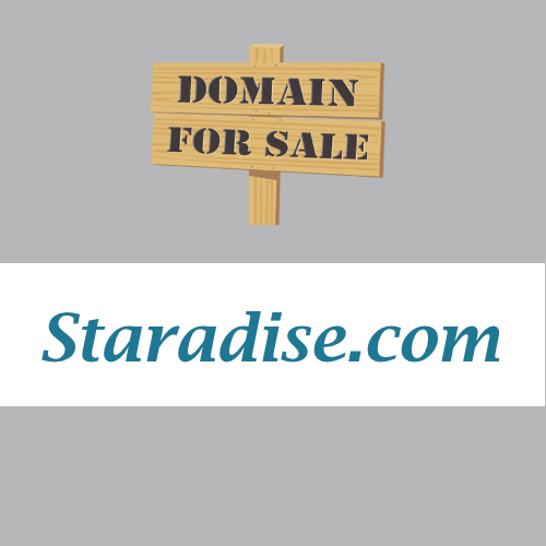 Staradise Com Is For Sale Domainforsale Buy Premiumdomains Now And Start Investing In Future Business An Online Celebrity Things To Sell Travel Reviews