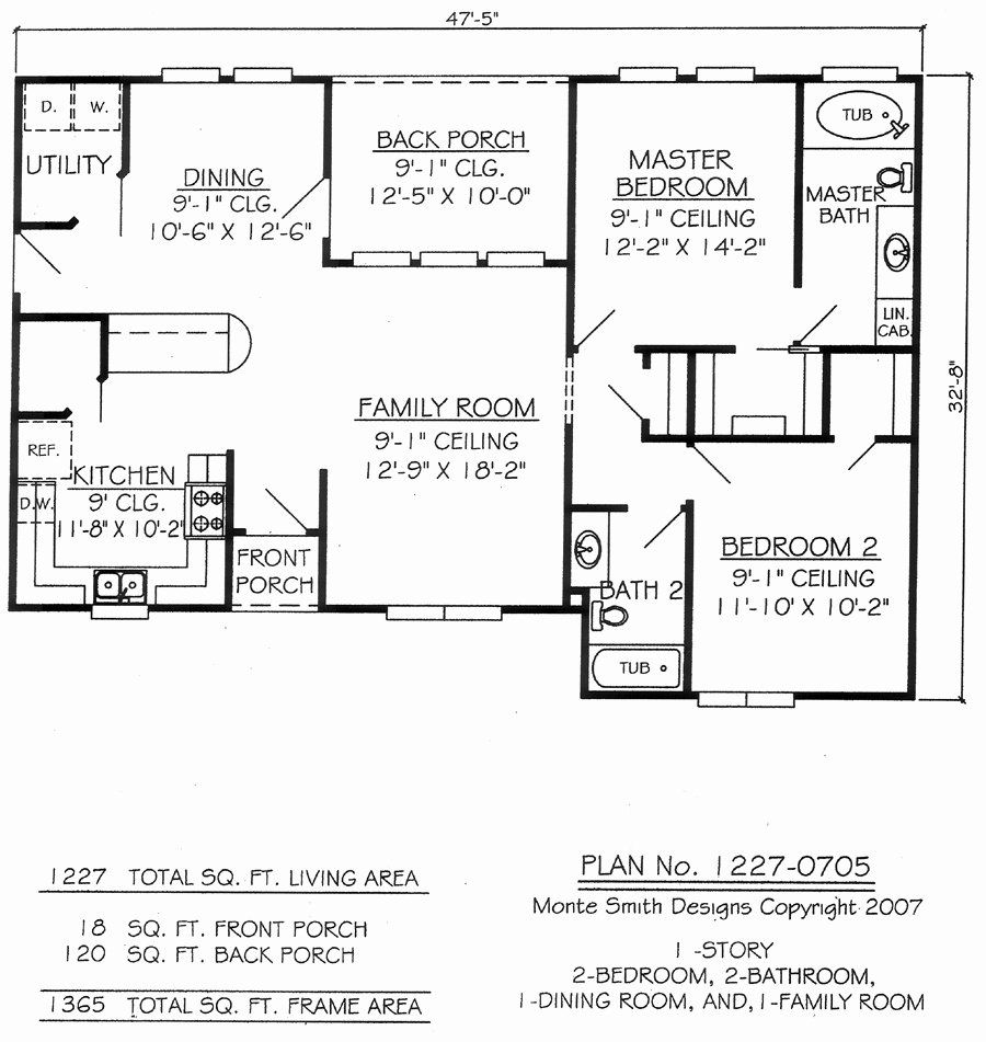 Best 2 Bedroom House Plans Fresh Two Bedroom Two Bathroom House Plans Bedroom House Plans 2 Bedroom House Plans Two Bedroom House