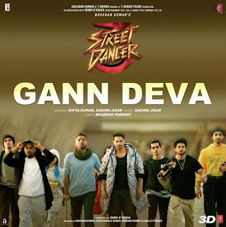 Lyricstweet Gann Deva Lyrics Street Dancer 3D in 2020