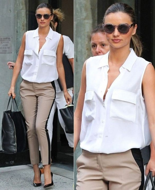 How To Wear Khaki Pants At Workplace this Summer | What's the ...