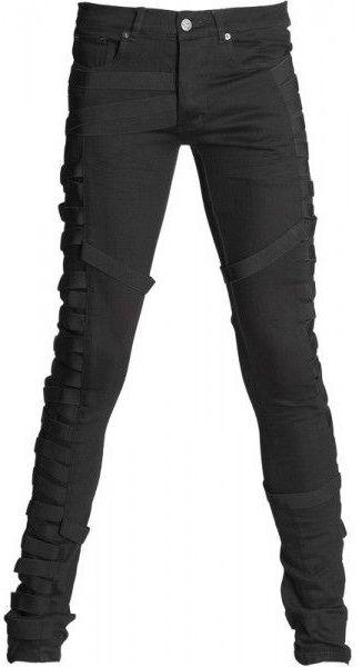 1024593ab8c Goth   futuristic pants for men