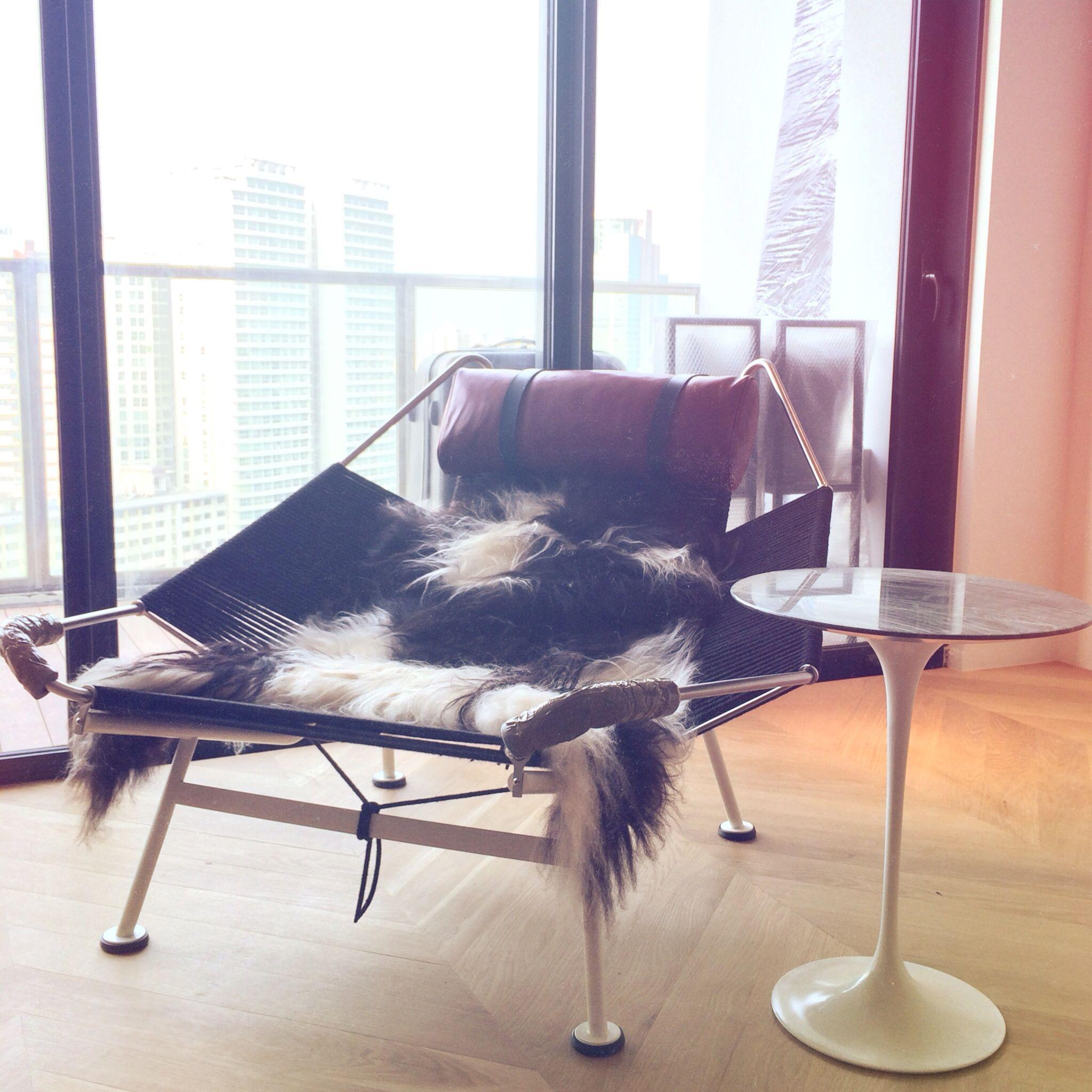 Hans Wegner Flag Halyard Chair Chairs Pinterest