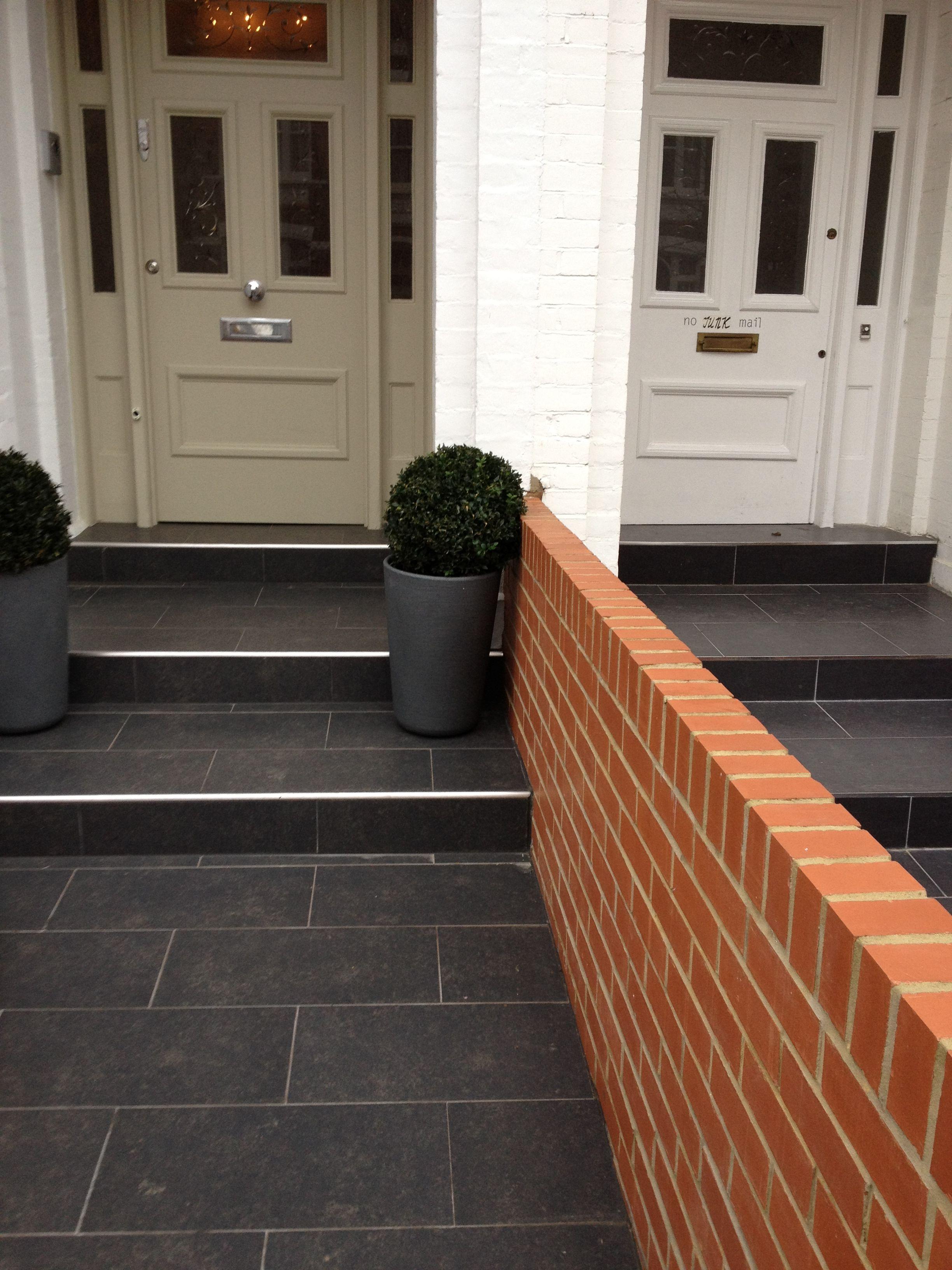 London Front Garden Front Door Steps Best Front Doors House Front