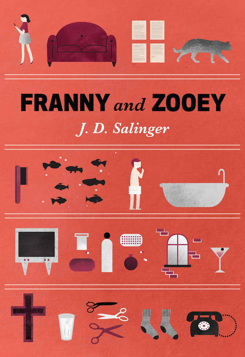 franny and zooey and catcher in The world today is very deceptive and phony j d salingers well known novels, the catcher in the rye and franny and zooey attack this fake and superficial society.