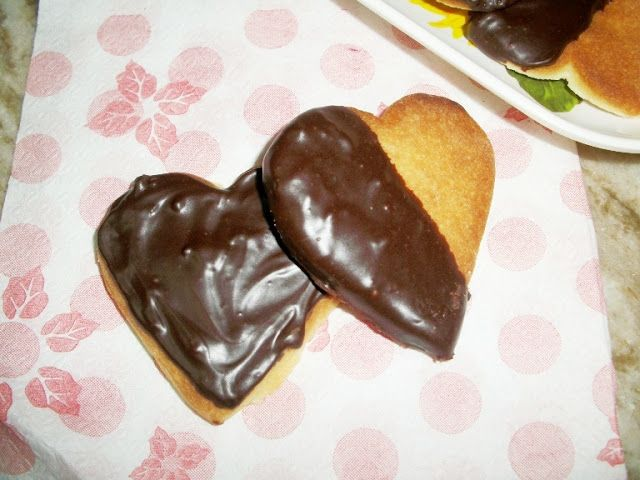 YUMMY TUMMY: ShortBread Cookies