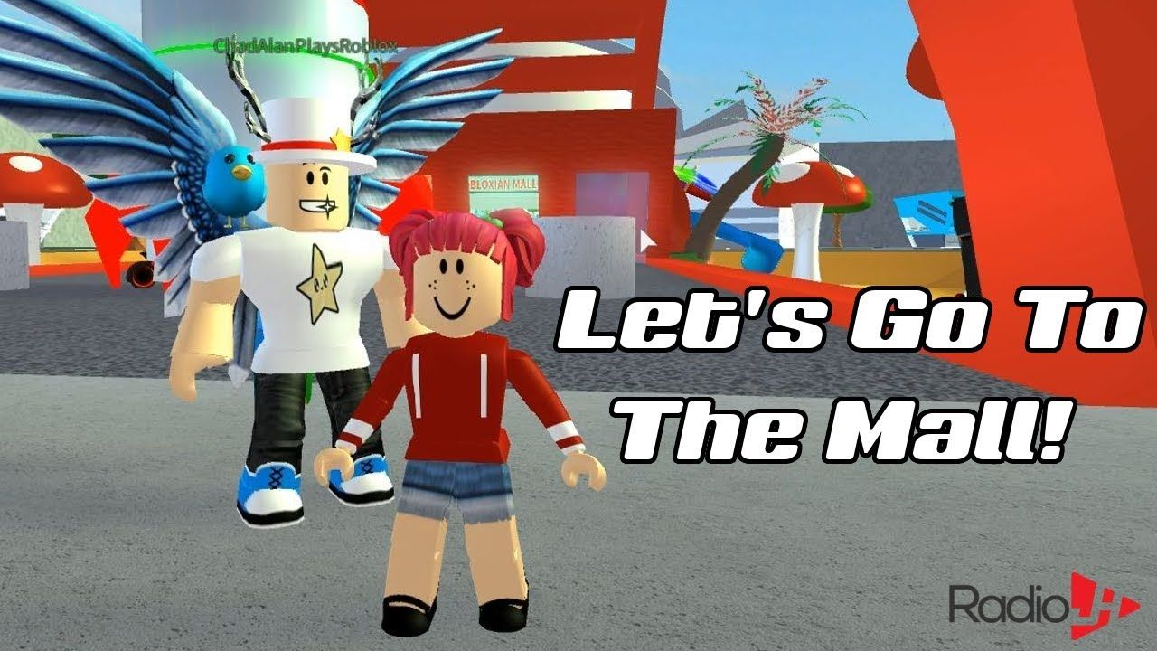 Leaving Bloxburg To Shop In Robloxian Life Roblox Roleplay