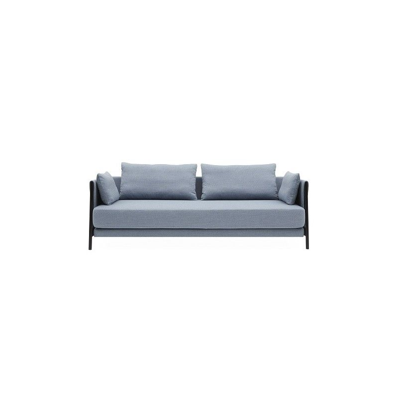 Fargo 30 Double Doppel Moderne Hausturen Sofa Kolonialstil Ecksofa Schlaffunktion Wohnzimmer Couch