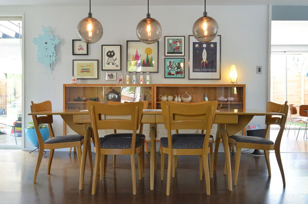 Merveilleux Captivating Mid Century Dining Room Design Your Home