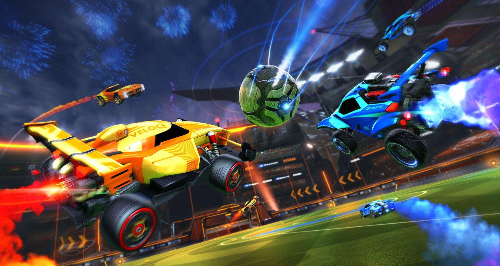 Rocket League Friends Update Releases February 23 Rocket League Epic Games Game Store