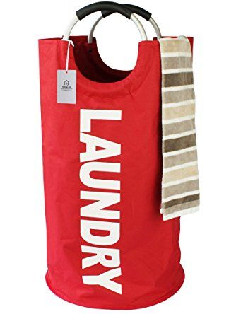 Laundry Bags With Handles Extraordinary Thicken Laundry Bag With Alloy Handles For College Camping And Home