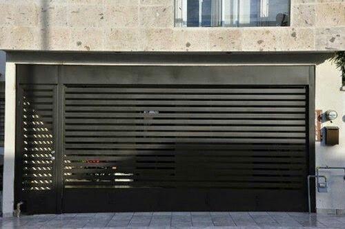 Pin De Mely Tomatis En Ideas Para El Hogar Puertas De Herreria Modernas Puertas De Garaje Modernas Puertas De Cochera