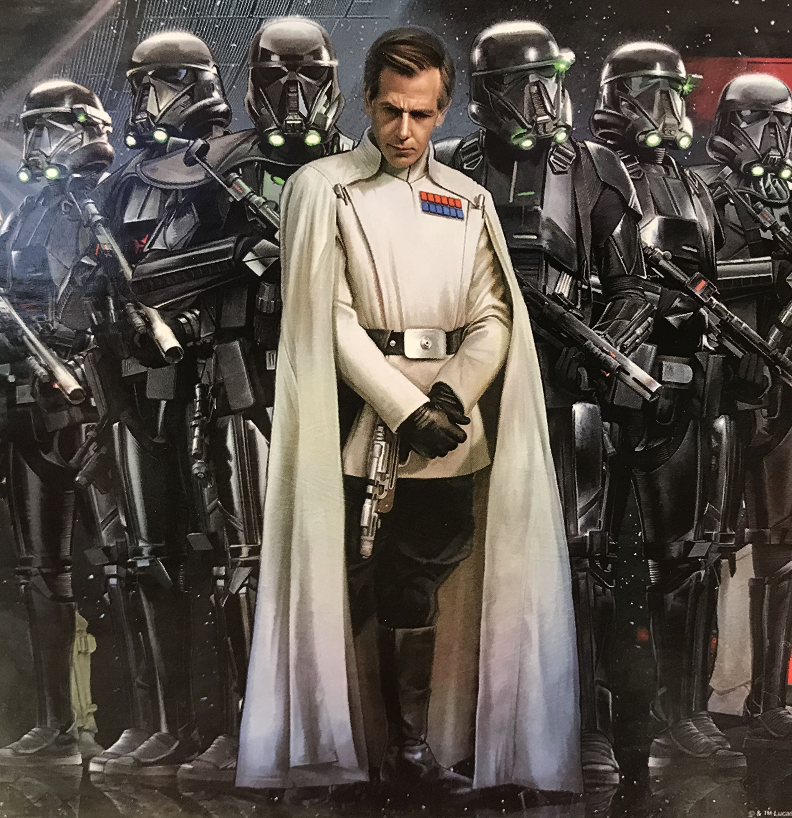 Krennic And His Death Troopers Star Wars Images Star Wars Geek Star Wars Empire
