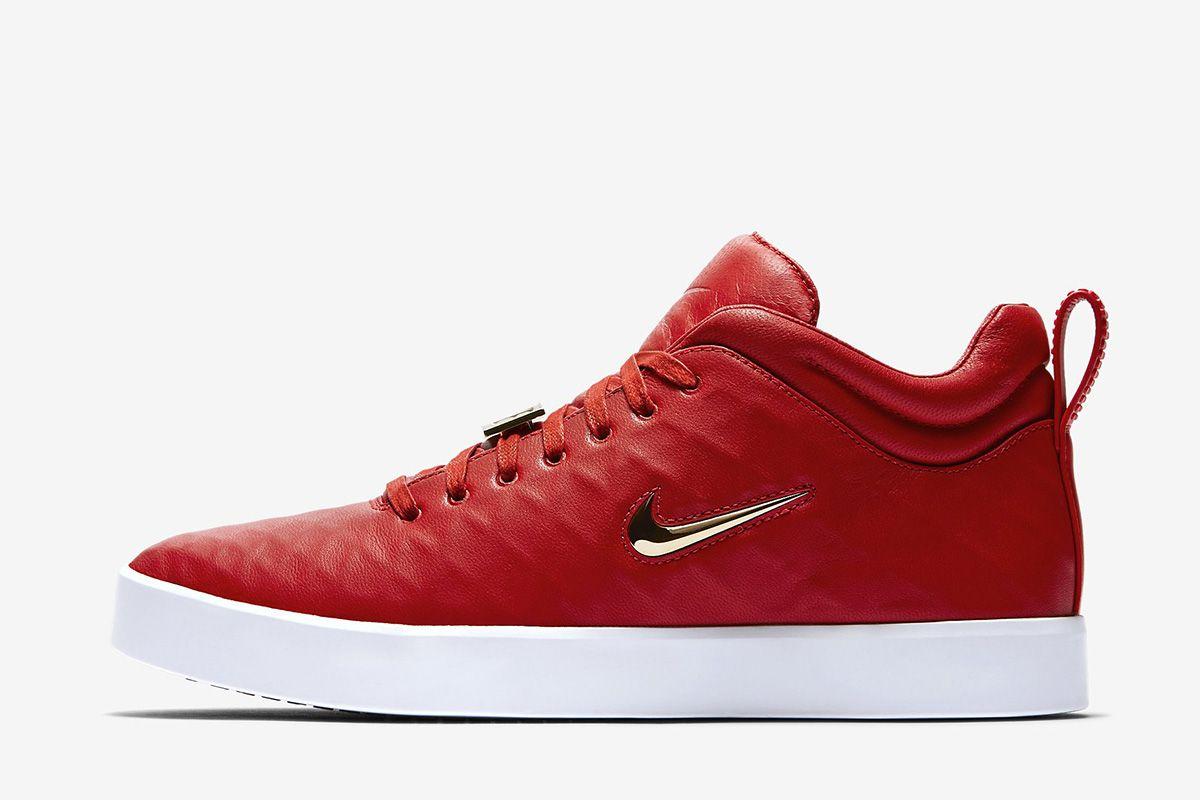 "8ce622cbd Nike Tiempo Vetta 17 ""University Red Metallic Gold"" - EU Kicks Sneaker  Magazine"