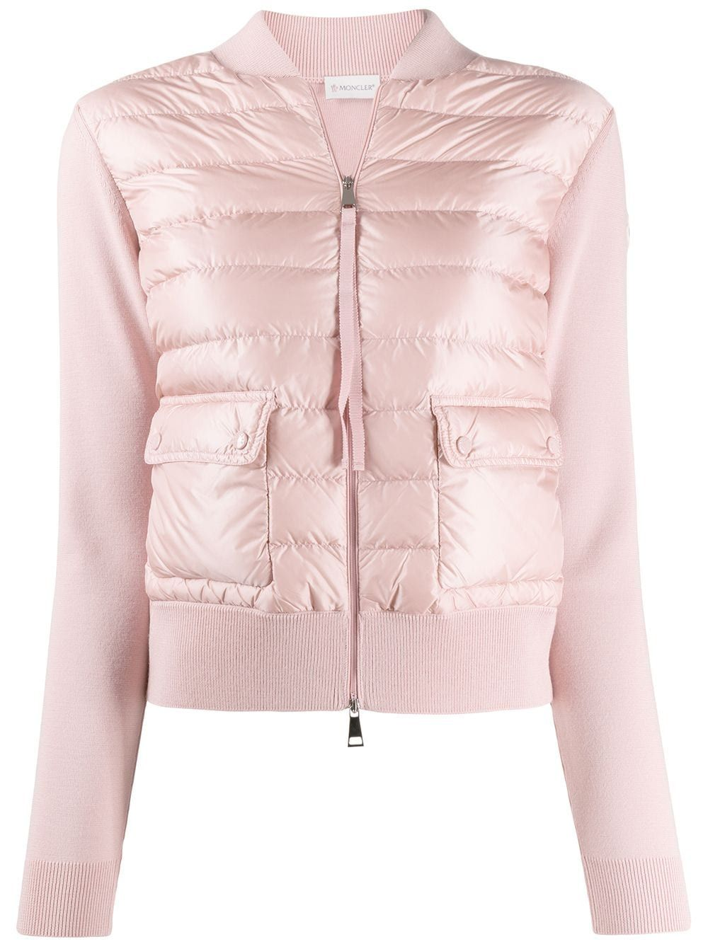 Moncler Slim Fit Puffer Jacket Farfetch In 2020 Jackets Puffer Jackets Stylist Outfit [ 1334 x 1000 Pixel ]