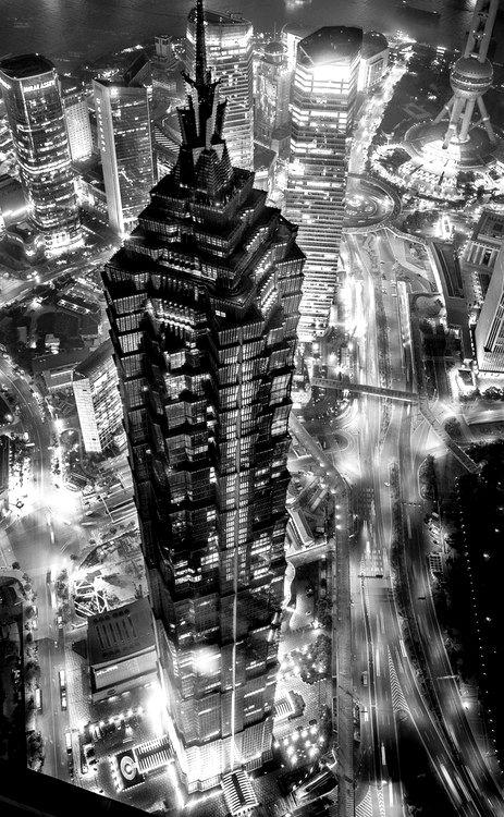 City, Black & White Photography