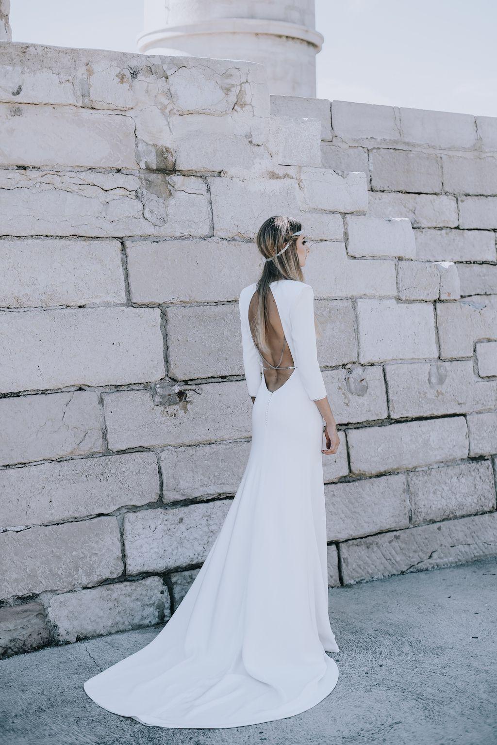 Robe De Mariée Mori Collection 2017 Manon Gontero Couturier
