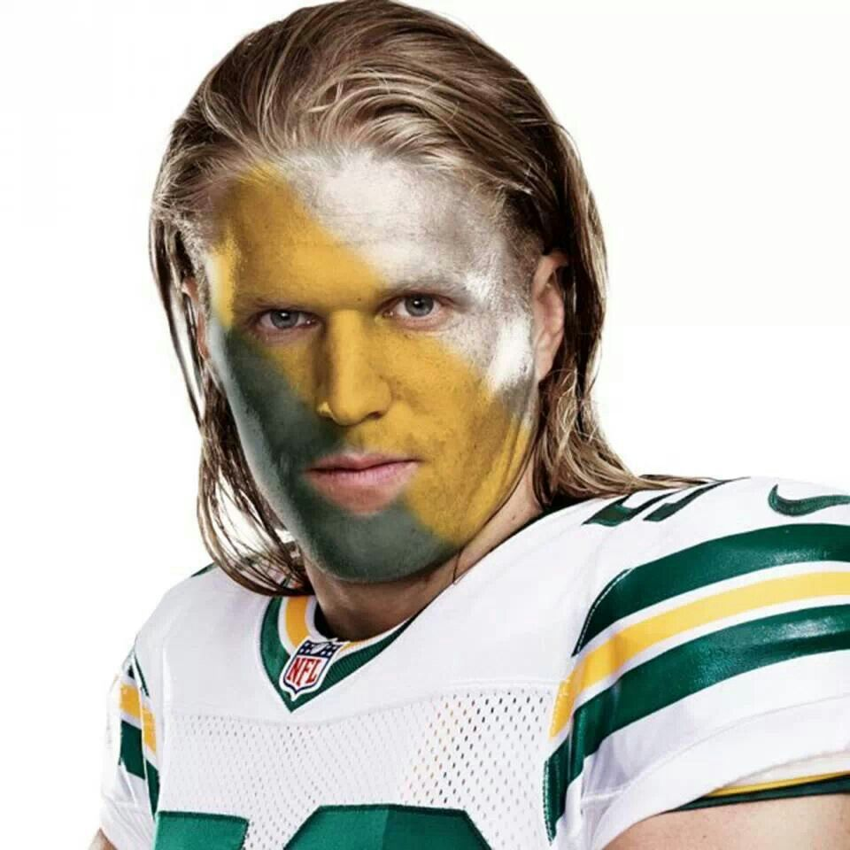 Love This Guy Green Bay Packers Fans Packers Baby Clay Matthews
