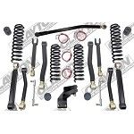 Clayton Premium Jeep Wrangler JK 3.5 Inch Lift Kit (07-12+)