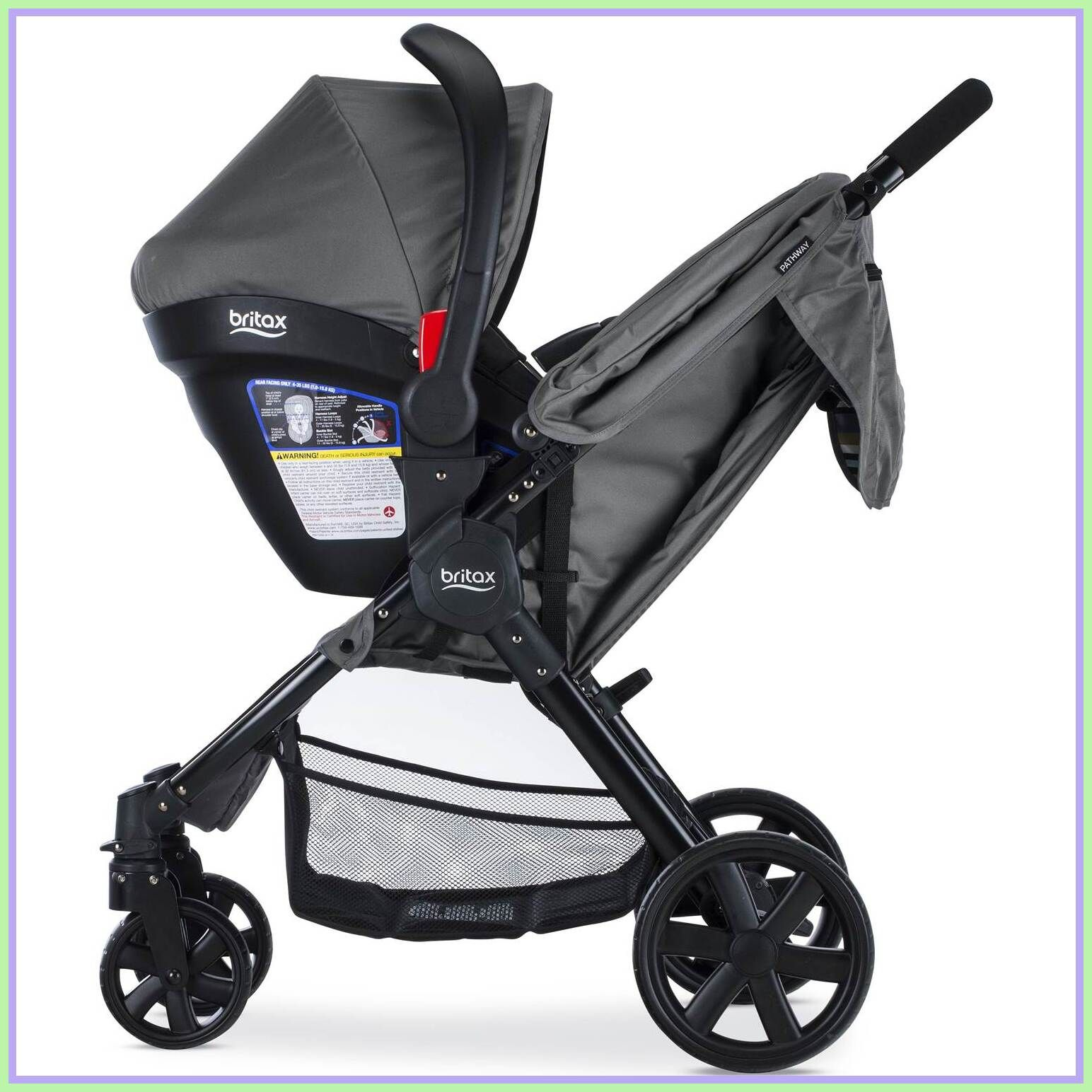 43 reference of britax pathway lightweight stroller crew