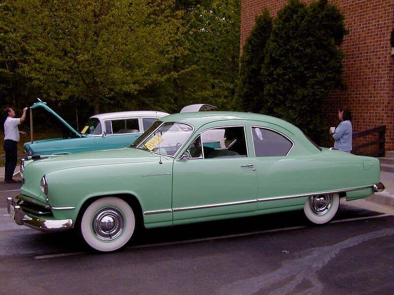 1952 Kaiser Virginian DeLuxe | transportation | Classic ...