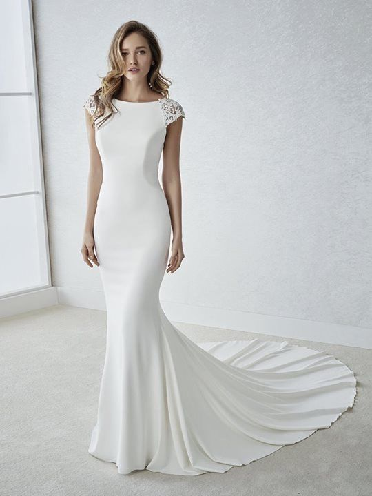 Fiana Wedding Dress By White One Bridal From Pronovias Www