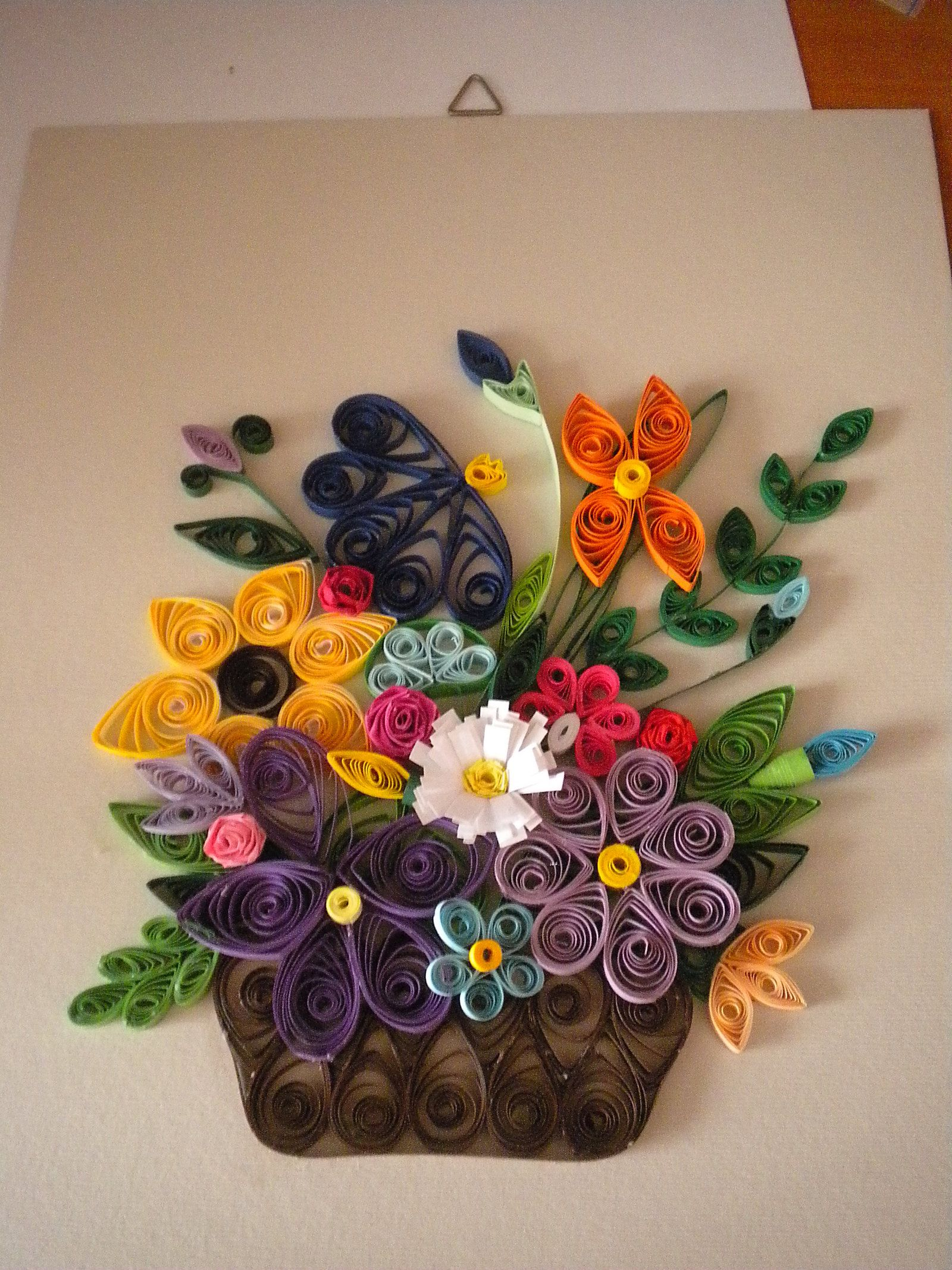 Paper Quilling Flower Google Search Paper Quilling Pinterest