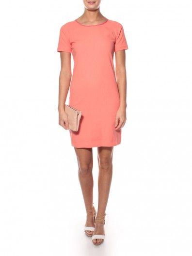 Coral dress - Humanoid summer 2015 #springtype #lentetype