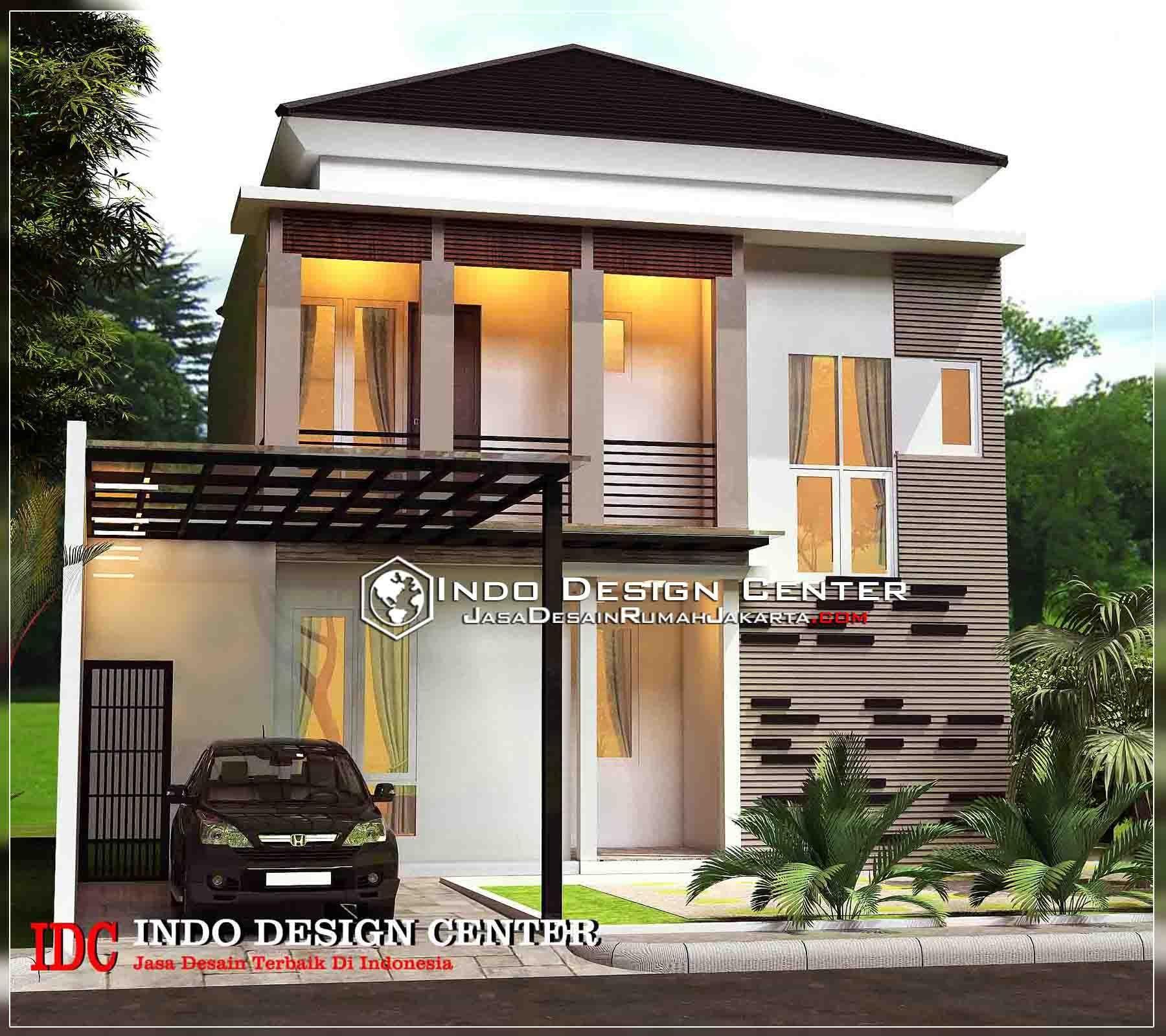 Desain Rumah Minimalis Modern 2 Lantai Terbaru Rumah Minimalis Desain Rumah Rumah Modern