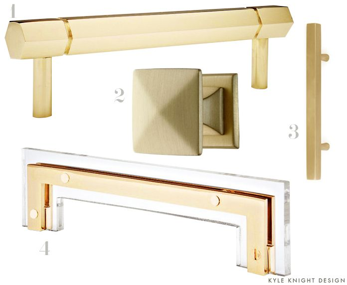 brass knight moves cabinet hardware finding the right mix
