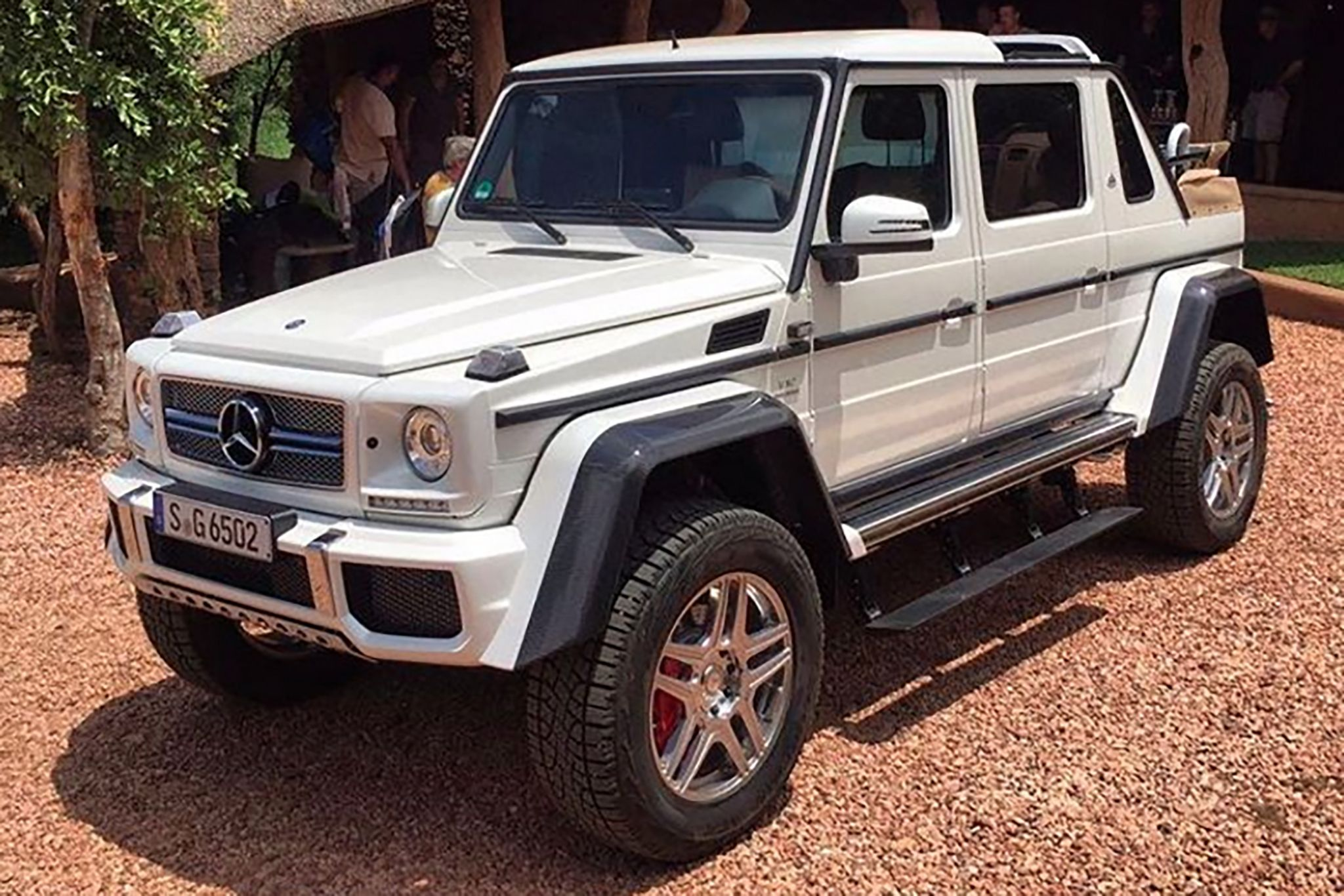 Other cars mercedes benz g 280 edition mercedes benz g - Mercedes Benz Gives The G Wagen A Fond Farewell But Before The