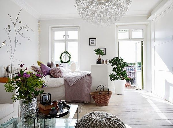 inspirations dco pour un petit appartement le so girly blog - Decoration Petit Appartement Idee