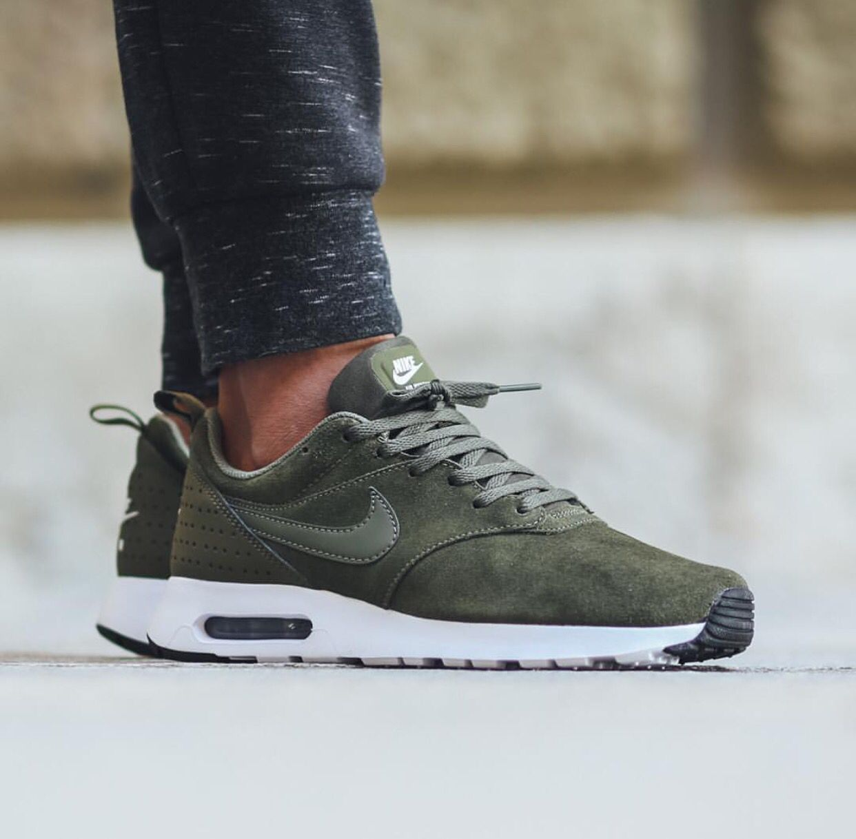 nike air max tavas khaki womens nz