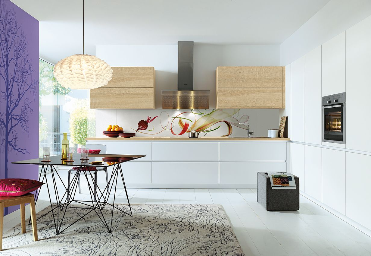 KitchenIdeasPanels. Schuller German Kitchens Lima with