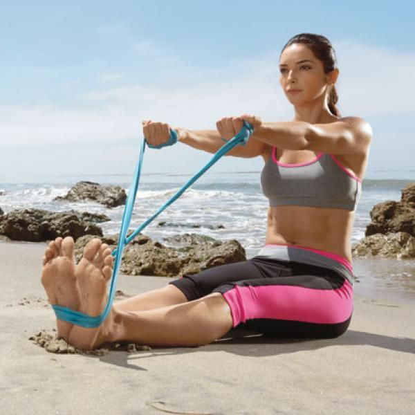 15-Minute Workout: Get a Lean Pilates Body - No machines, no weights, no sweat!