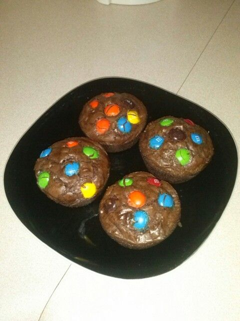 M Brownies Just Mix M With Brownie Batter And Pour Into Pan