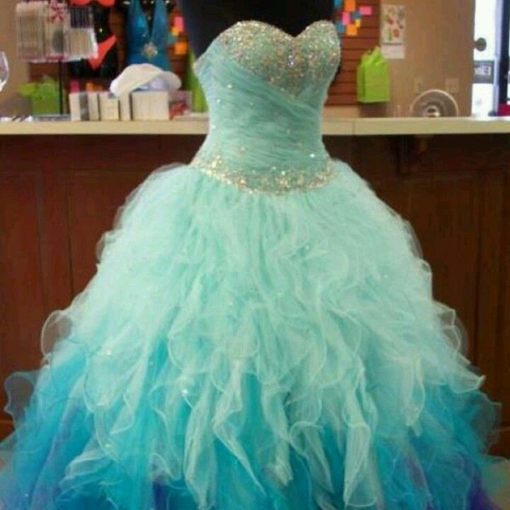 If I get married I would want the top of the dress to look like the one on this but white of course