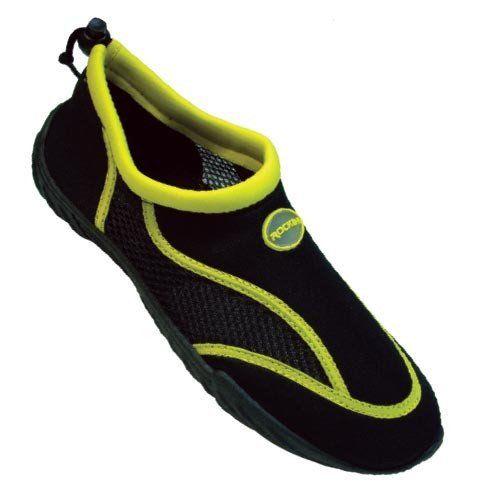 Women's Aqua Stripes Aqua Socks Water Shoes