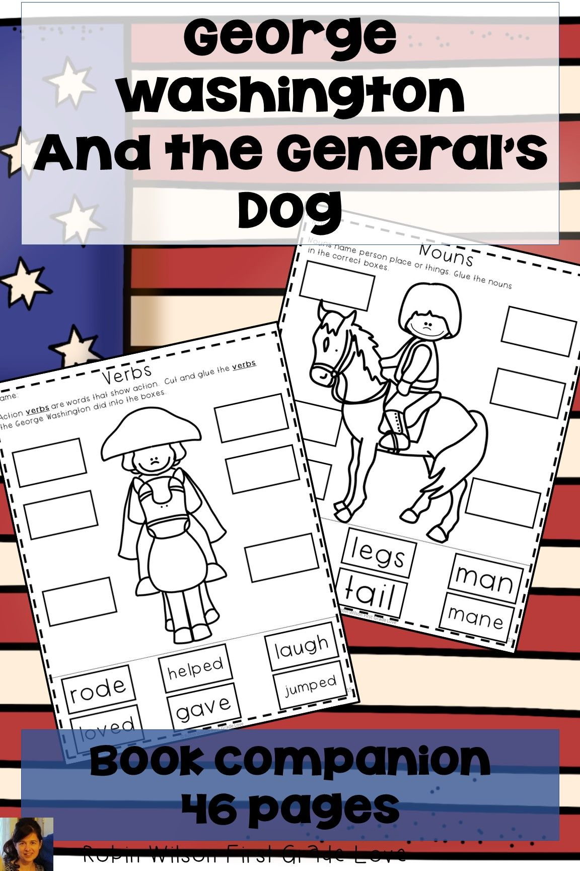 George Washington And The General S Dog